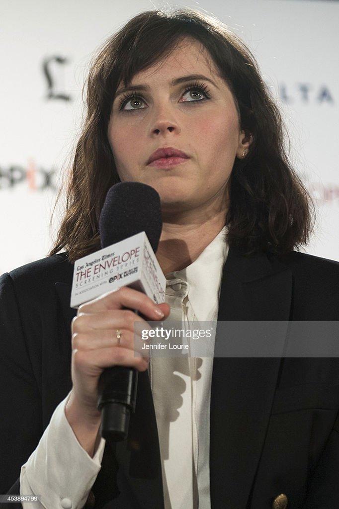 Felicity Jones 2013