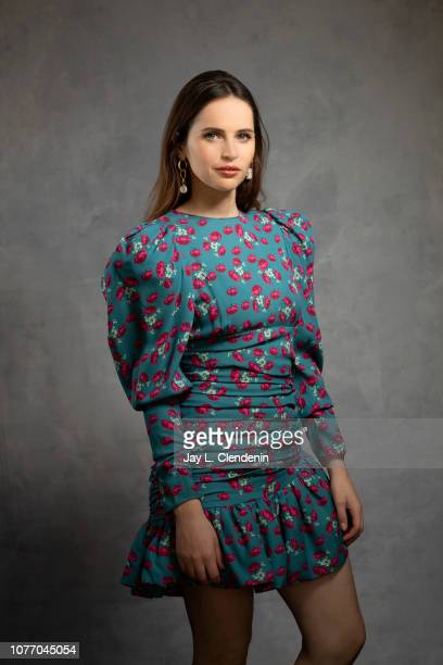 Actress Felicity Jones is photographed for Los Angeles Times on November 2 2018 in Los Angeles California PUBLISHED IMAGE CREDIT MUST READ Jay L...