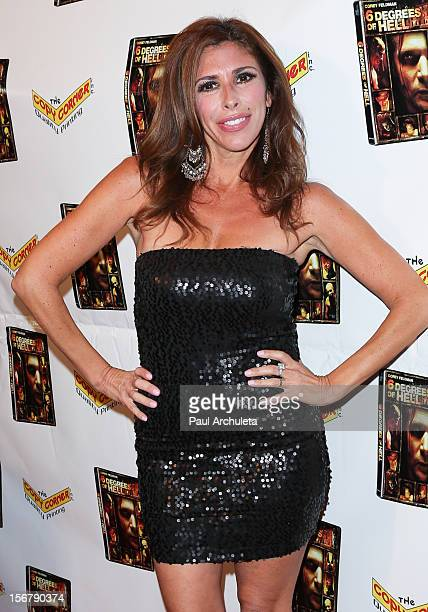 Actress Felissa Rose Attends The Premiere Of 6 Degrees Of Hell At Laemmles Music