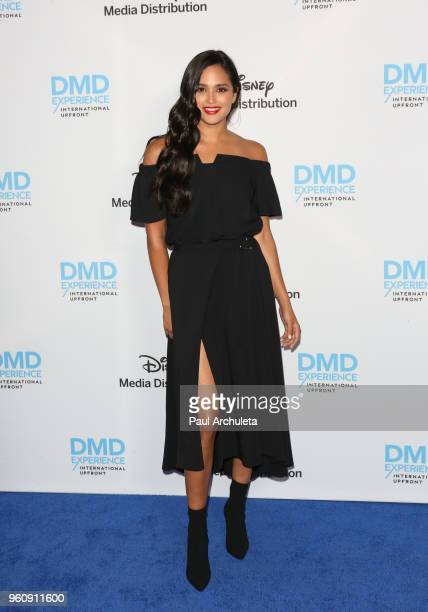Actress Feliz Ramirez attends the Disney/ABC International Upfronts at the Walt Disney Studio Lot on May 20, 2018 in Burbank, California.