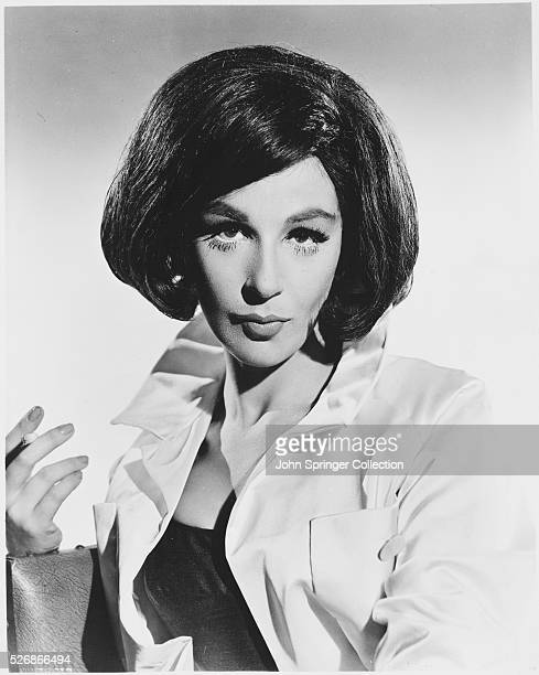 Actress Fenella Fielding