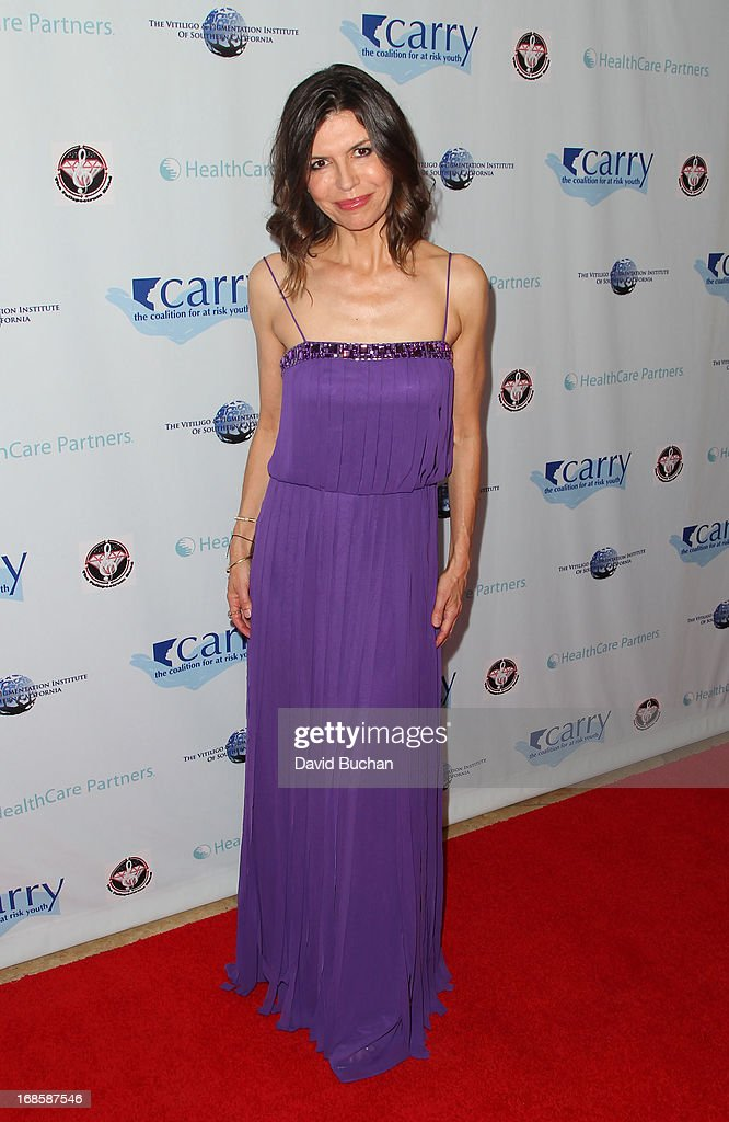 Actress Finola Hughes attends The Coalition For At-Risk Youth (CARRY) 'Shall We Dance' Gala at The Beverly Hilton Hotel on May 11, 2013 in Beverly Hills, California.