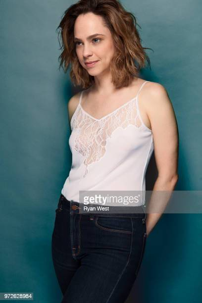 Actress Fiona Dourif is photographed on May 12 2017 in Los Angeles California