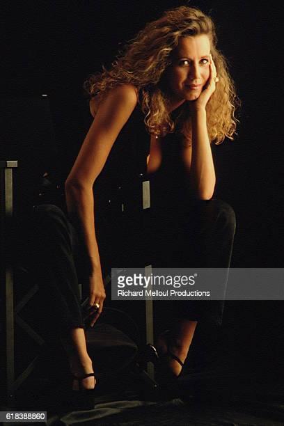 Actress Fiona Gelin