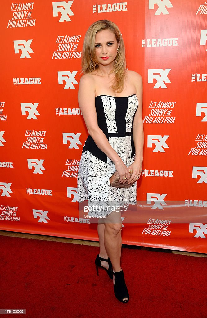 """FXX Network Launch Party And Premieres For """"It's Always Sunny In Philadelphia"""" And """"The League"""" - Arrivals : Foto di attualità"""