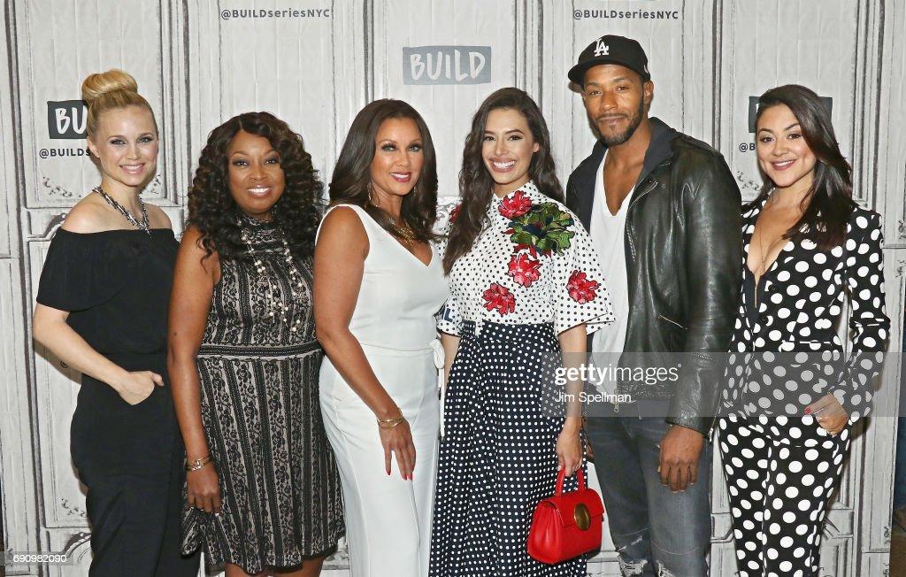 "Build Presents Vanessa Williams, Star Jones, Chloe Bridges, Camille Guaty & Fiona Gubelmann Discussing ""Daytime Divas"""