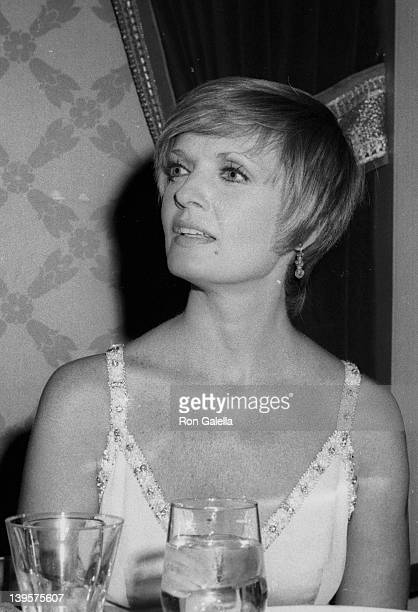 Actress Florence Henderson attends Friars Club Roast Honoring Don Rickles on April 20 1974 at the Americana Hotel in New York City