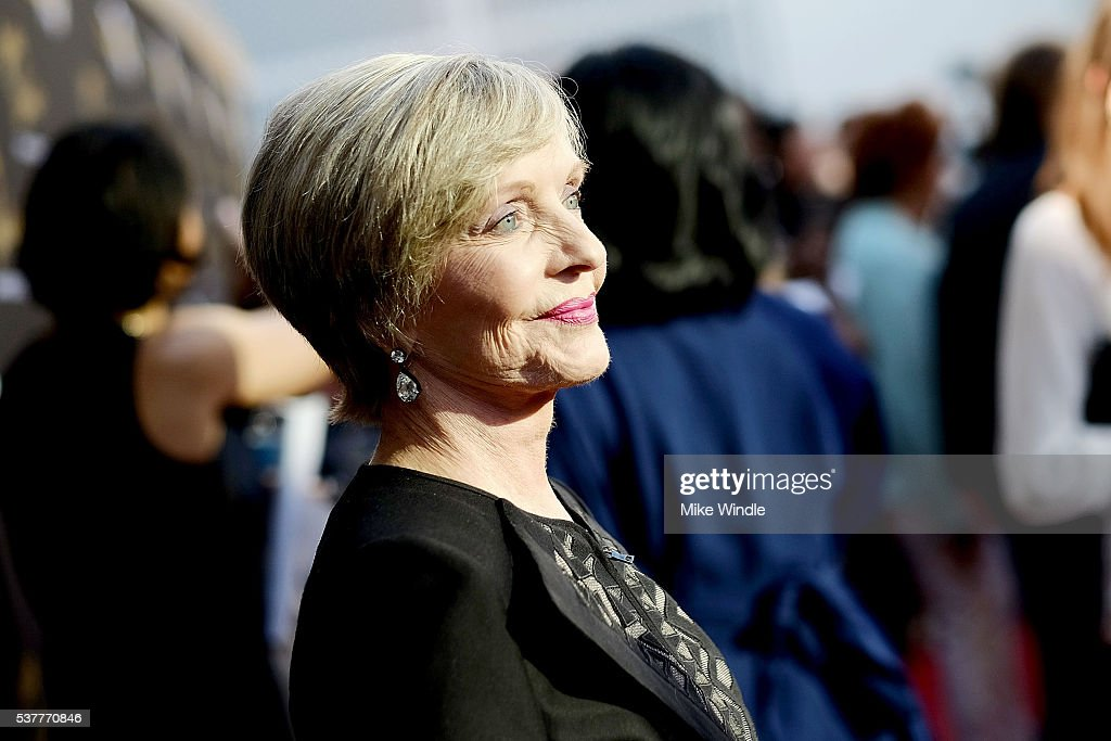 Actress Florence Henderson attends the Television Academy's 70th Anniversary Gala on June 2, 2016 in Los Angeles, California.