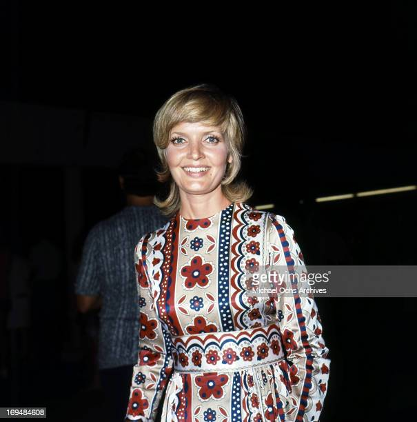 Actress Florence Henderson poses for a portrait in circa 1970