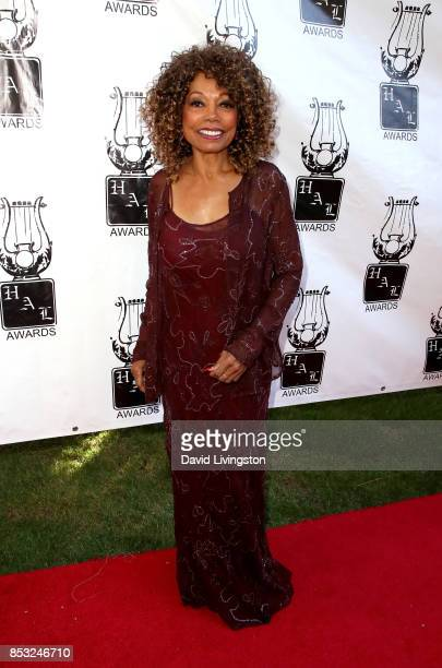 Actress Florence LaRue attends the 28th Annual Heroes and Legends Awards at Beverly Hills Hotel on September 24 2017 in Beverly Hills California