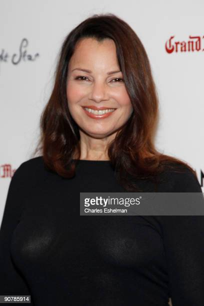 Actress Fran Drescher attends Apparition and Vanity Fair's US rremiere Of Bright Star at The Paris Theatre on September 14 2009 in New York City