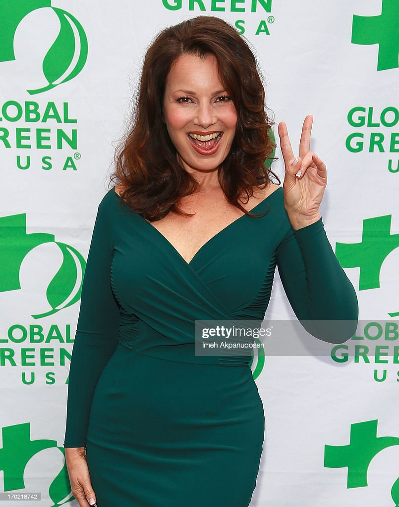 Global Green USA's Annual Millennium Awards : News Photo