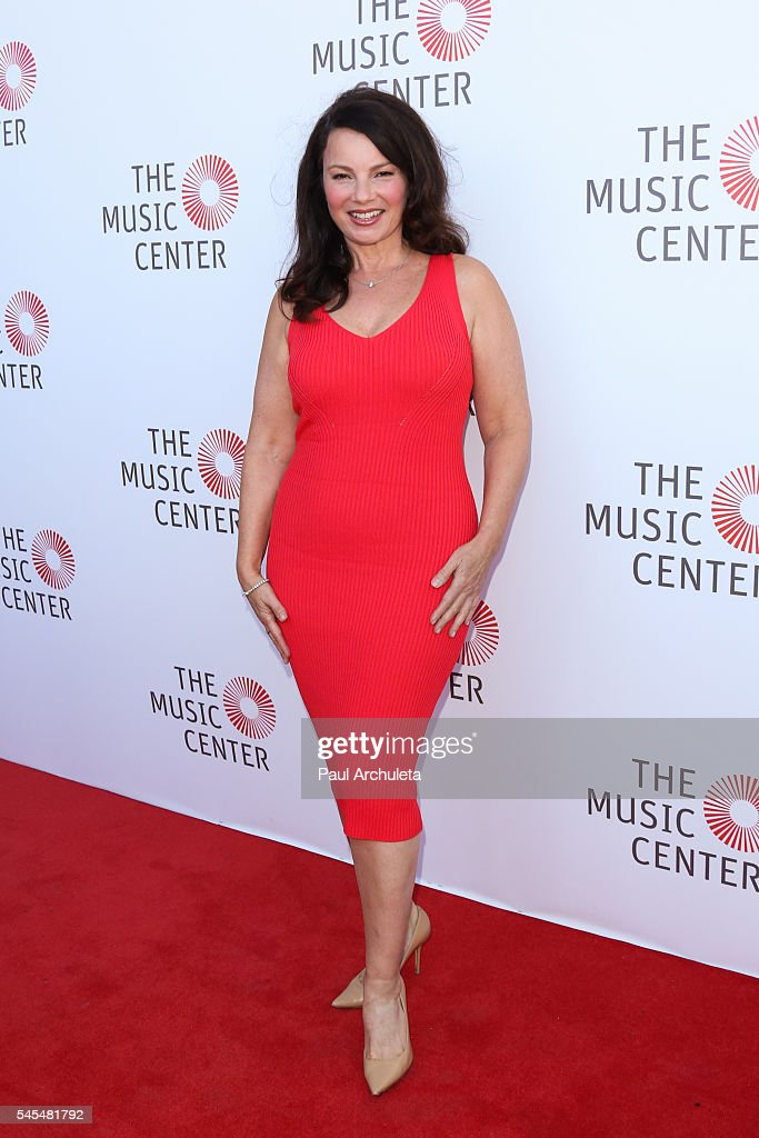 Actress Fran Drescher attends the Music Center's Summer Soiree at The Music Center Plaza on July 7, 2016 in Los Angeles, California.
