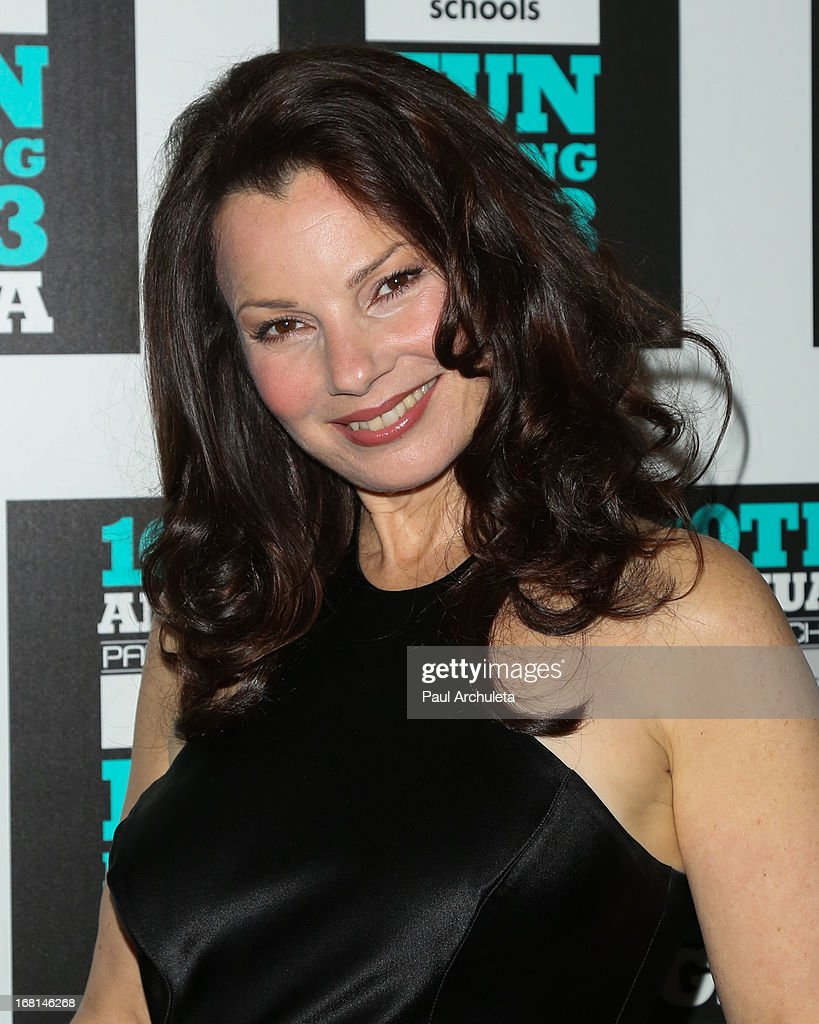 Actress Fran Drescher attends the Paul Mitchell schools' 'FUNraising Campaign' gala at The Beverly Hilton Hotel on May 5, 2013 in Beverly Hills, California.
