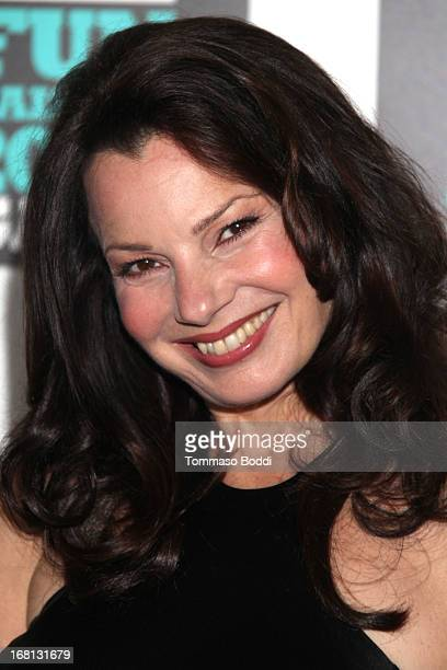 Actress Fran Drescher attends the Paul Mitchell's 10th Annual Fundraiser held at The Beverly Hilton Hotel on May 5 2013 in Beverly Hills California