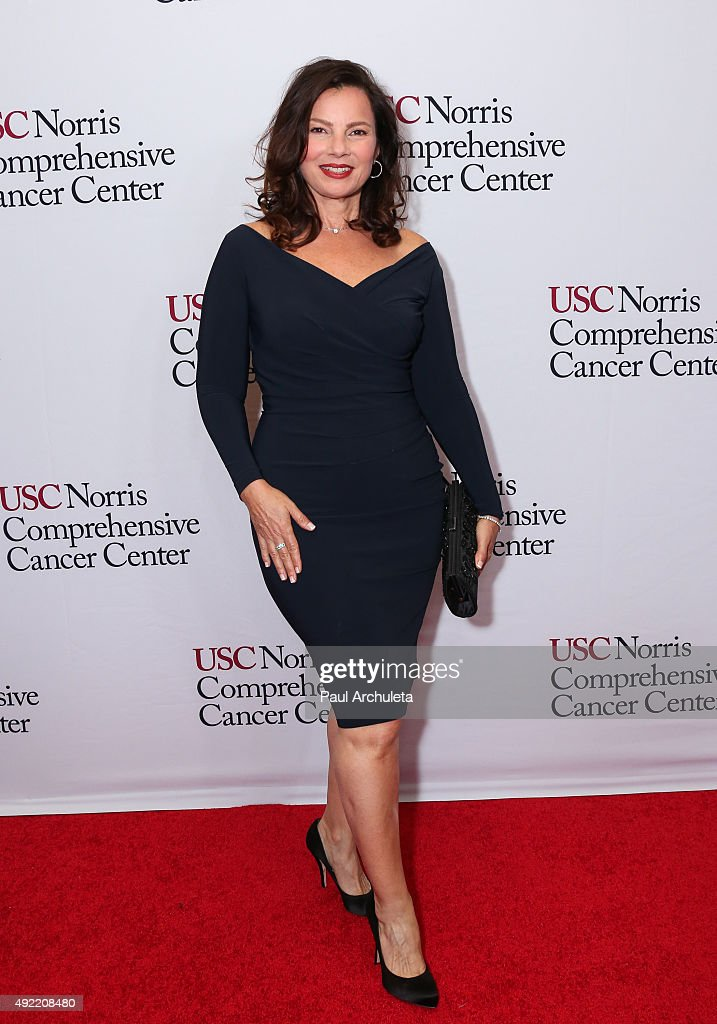 Actress Fran Drescher attends the USC Norris Cancer Center Gala at the Beverly Wilshire Four Seasons Hotel on October 10, 2015 in Beverly Hills, California.