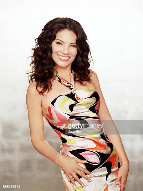 Actress Fran Drescher is photographed in 2005 in Los Angeles California PUBLISHED IMAGE