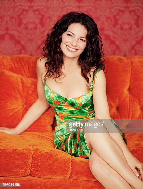 Actress Fran Drescher is photographed in 2005 in Los Angeles, California.