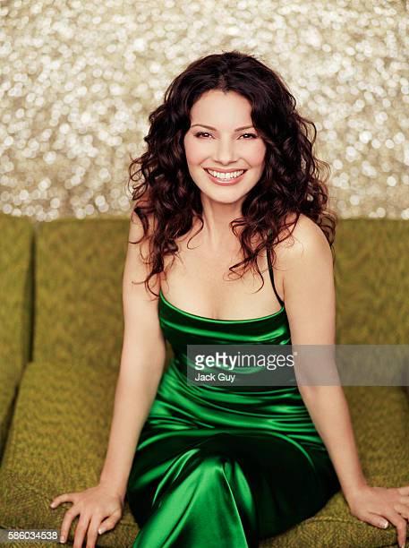 Actress Fran Drescher is photographed in 2005 in Los Angeles, California.