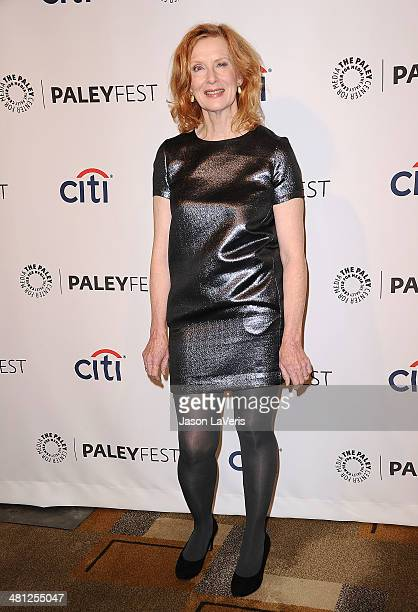 Actress Frances Conroy attends the 'American Horror Story Coven' event at the 2014 PaleyFest at Dolby Theatre on March 28 2014 in Hollywood California