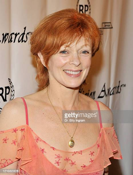 Actress Frances Fisher arrives at the 36th Annual Vision Awards at The Beverly Wilshire Hotel on June 27 2009 in Los Angeles California