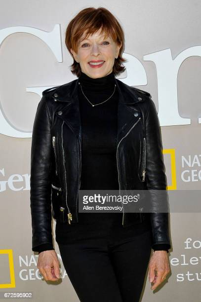 Actress Frances Fisher attends a premiere of National Geographic's 'Genius' at Fox Bruin Theater on April 24 2017 in Los Angeles California