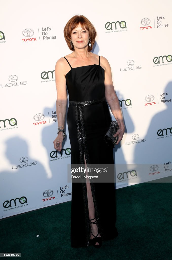 Actress Frances Fisher attends the 27th Annual EMA Awards at Barker Hangar on September 23, 2017 in Santa Monica, California.
