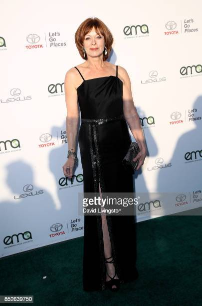 Actress Frances Fisher attends the 27th Annual EMA Awards at Barker Hangar on September 23 2017 in Santa Monica California