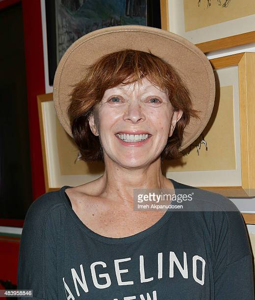 Actress Frances Fisher attends the after party following the screening of J Elvis Weinstein's film 'Michael Des Barres Who Do You Want Me to Be'...