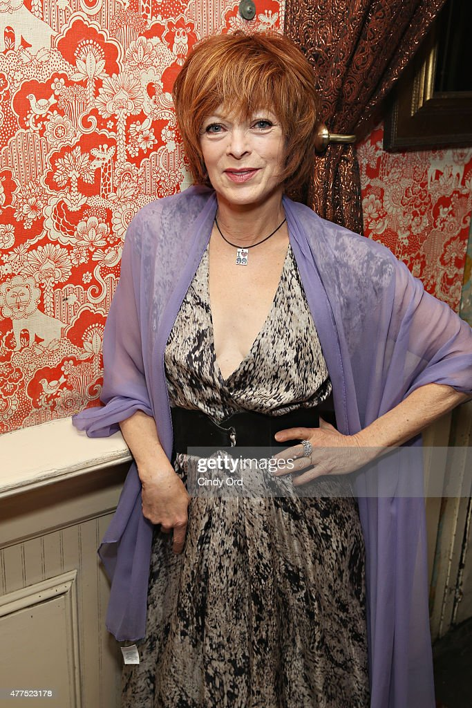 Actress Frances Fisher attends the Casa Reale Fine Jewelry Launch at The Box on June 17, 2015 in New York City.