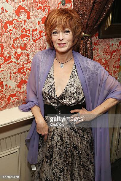 Actress Frances Fisher attends the Casa Reale Fine Jewelry Launch at The Box on June 17 2015 in New York City