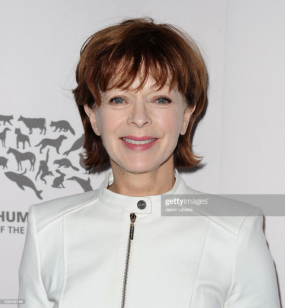 Actress Frances Fisher attends The Humane Society of The United States' To The Rescue gala at Paramount Studios on May 07, 2016 in Hollywood, California.