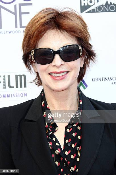 Actress Frances Fisher attends the Made In Hollywood Honors held at 1600 Vine on February 12 2015 in Hollywood California