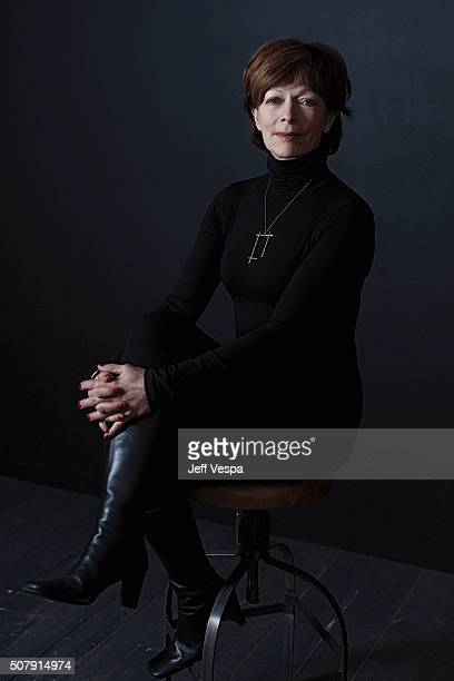 Actress Frances Fisher 'Outlaws and Angels' poses for a portrait at the 2016 Sundance Film Festival on January 25 2016 in Park City Utah