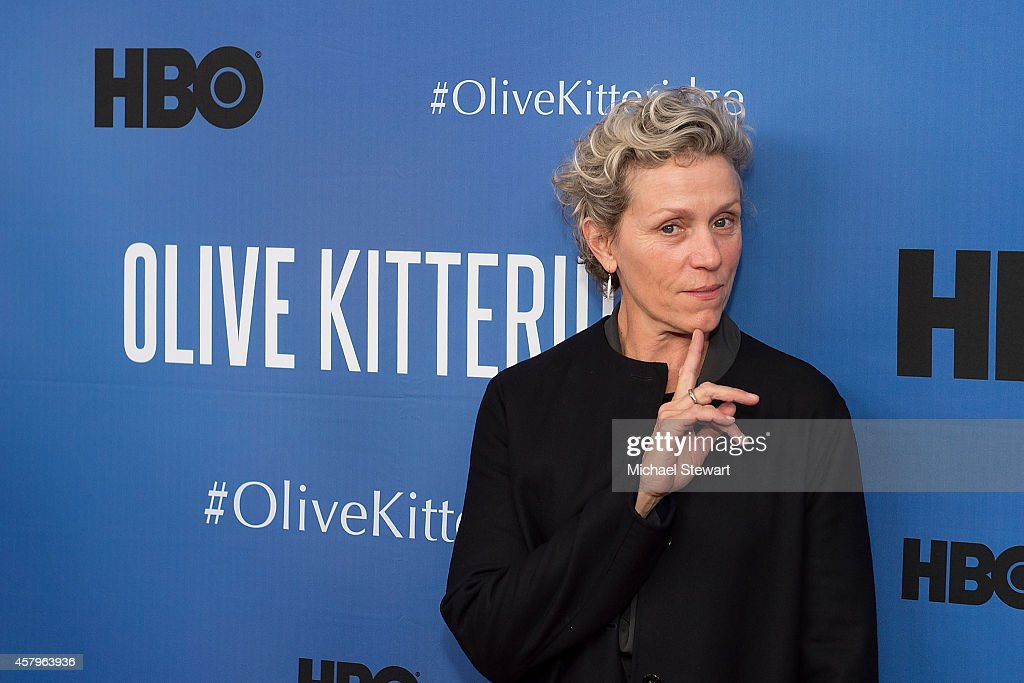 """Olive Kitteridge"" New York Premiere"