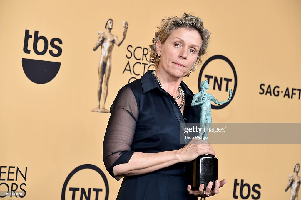 TNT's 21st Annual Screen Actors Guild Awards - Press Room