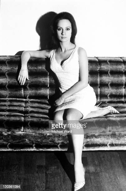 Actress Francesca Annis 1964