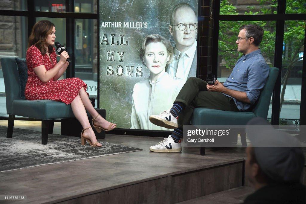 Celebrities Visit Build - May 3, 2019 : News Photo
