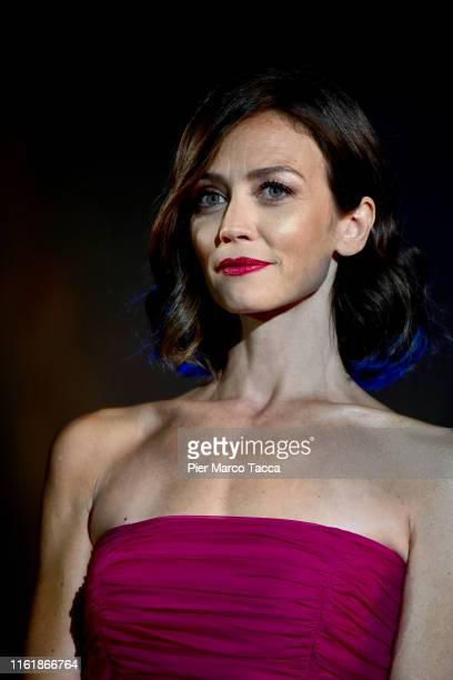 Actress Francesca Cavallin attends 'The Nest' premiere during the 72nd Locarno Film Festival on August 15 2019 in Locarno Switzerland