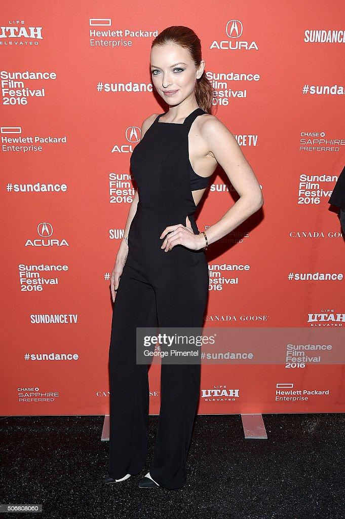 """Outlaws & Angels"" Premiere - 2016 Sundance Film Festival"