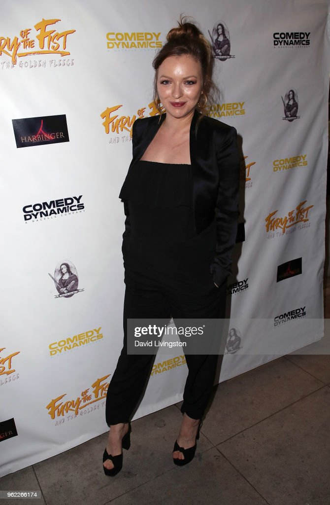 "Premiere Of Comedy Dynamics' ""The Fury Of The Fist And The Golden Fleece"" - Arrivals"