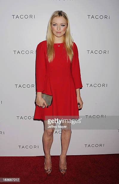 Actress Francesca Eastwood attends the Tacori's Annual Club Tacori 2013 Event at Greystone Manor Supperclub on October 8 2013 in West Hollywood