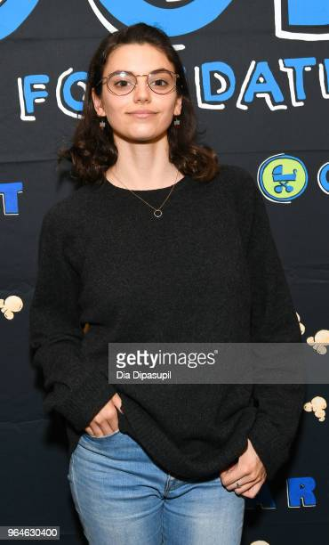 Actress Francesca Reale attends GOOD Foundation's 2018 NY Bash sponsored by Hearst on May 31 2018 in New York City