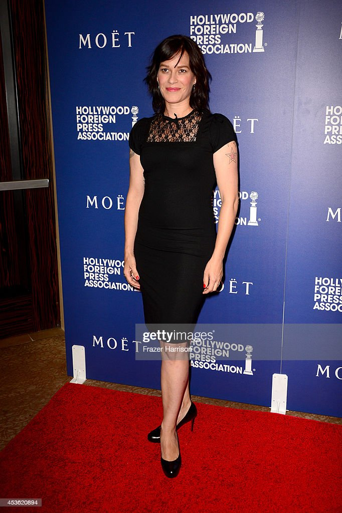 Actress Franka Potente attends the Hollywood Foreign Press Association's Grants Banquet at The Beverly Hilton Hotel on August 14, 2014 in Beverly Hills, California.