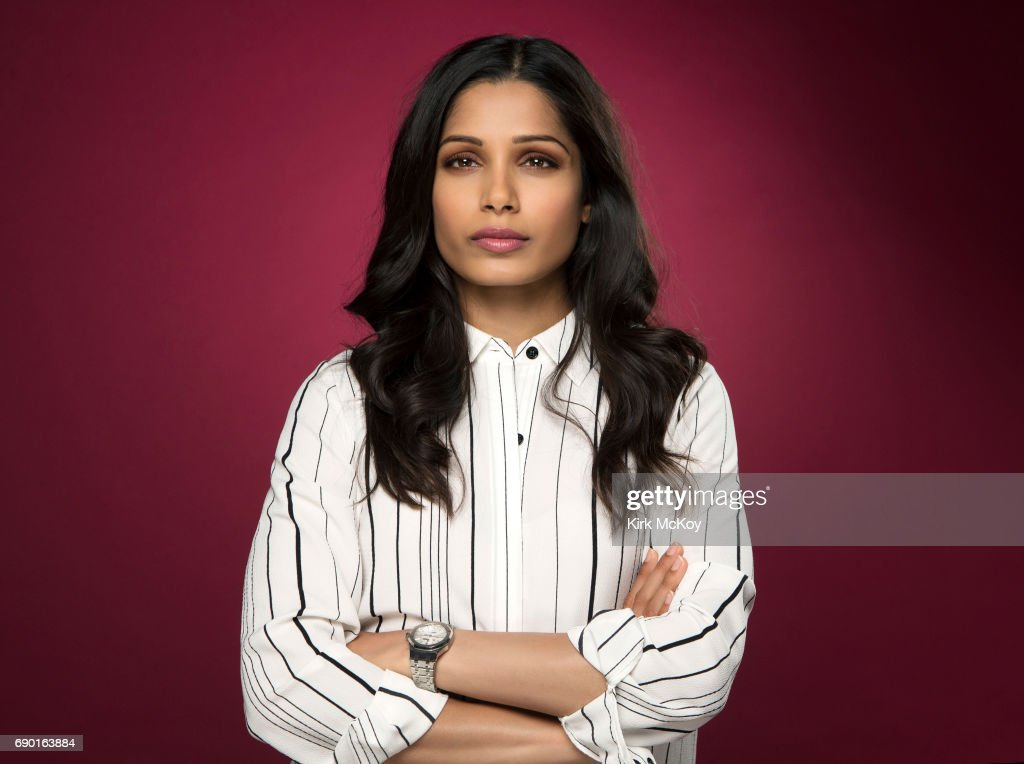 Freida Pinto, Los Angeles Times, May 19, 2017