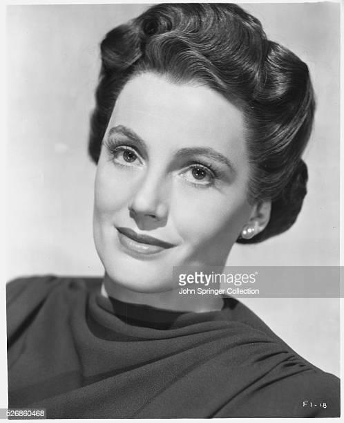 Actress Frieda Inescort