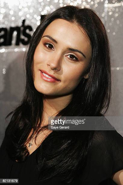 Actress from 'Neighbours' Natalie Blair attends the Women's Day 60th Anniversary Celebrations at the Glass Brasserie on July 31 2008 in Sydney...