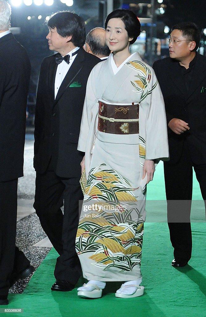 The 21st Tokyo International Film Festival - Opening Ceremony : News Photo