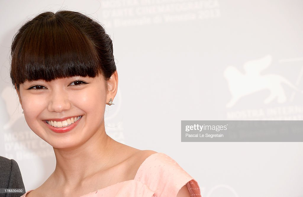 'Why Don't You Play In Hell?' Photocall - The 70th Venice International Film Festival : News Photo