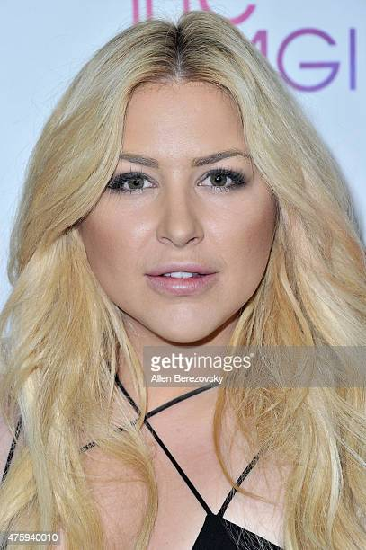 Actress Gabby Applegate attends The Imagine Ball Benefiting Imagine LA at House of Blues Sunset Strip on June 4 2015 in West Hollywood California